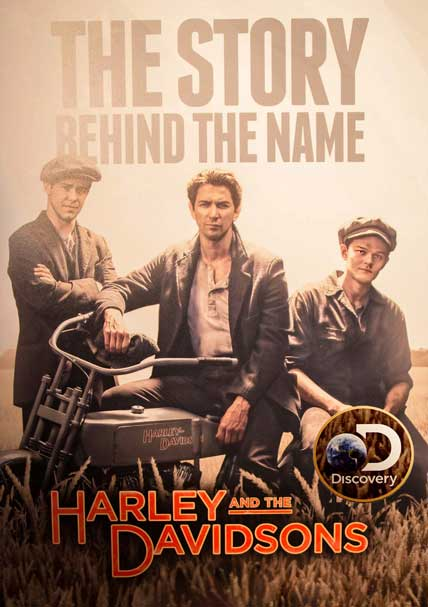Watch Movie Harley and the Davidsons - Season 1