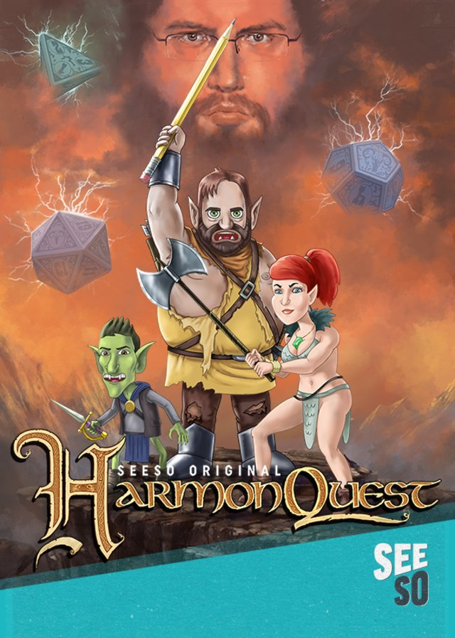 Watch Movie HarmonQuest - Season 3