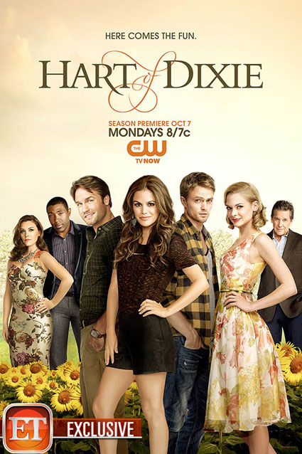 Watch Movie Hart of Dixie - Season 3
