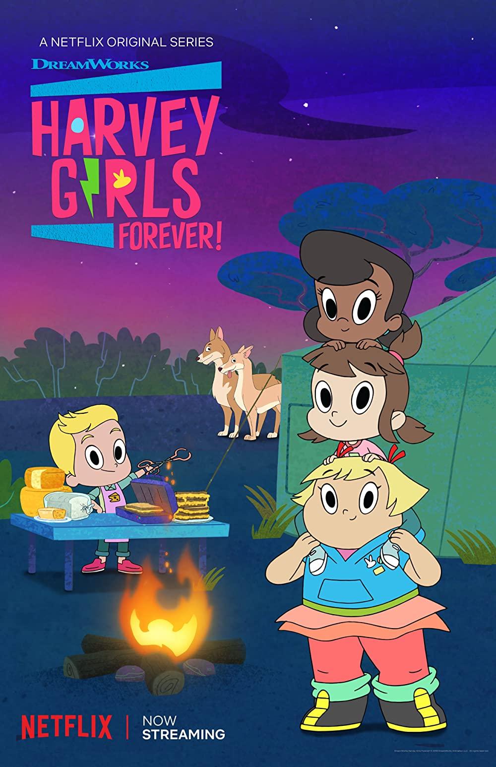 Watch Movie Harvey Girls Forever! - Season 4