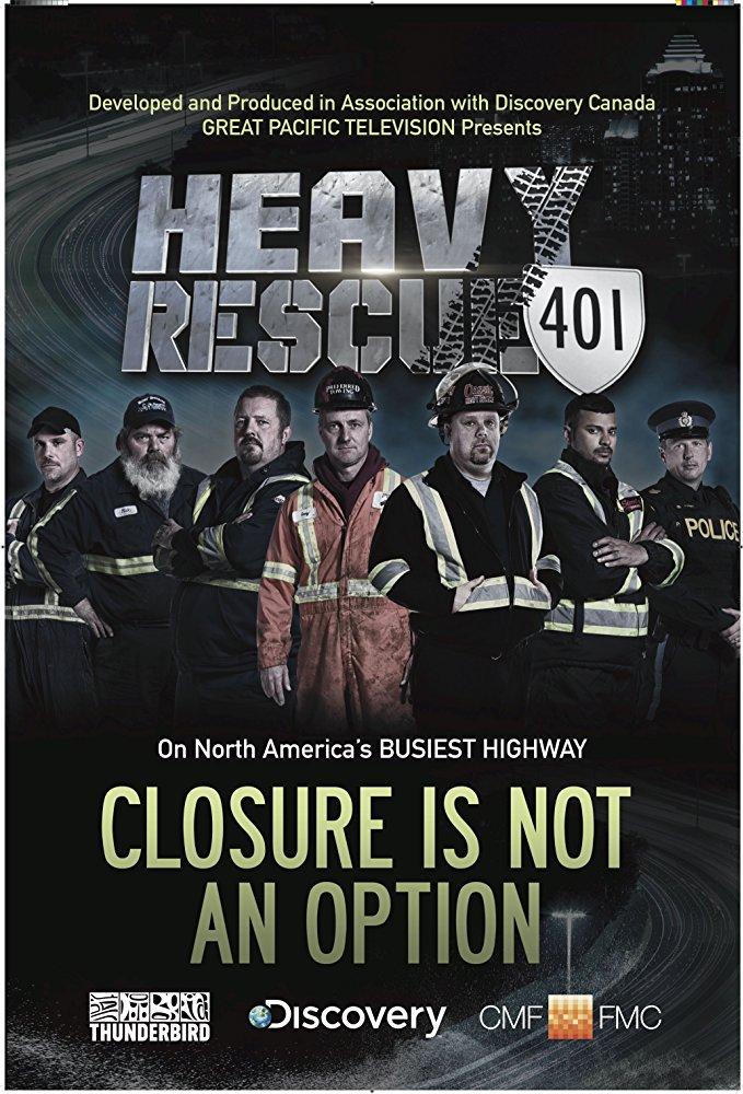 Watch Movie Heavy Rescue: 401 - Season 2