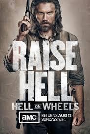 Watch Movie Hell on Wheels - Season 1