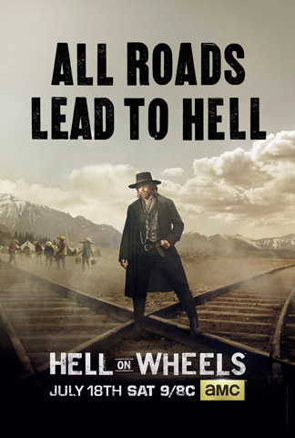 Watch Movie Hell on Wheels - Season 3