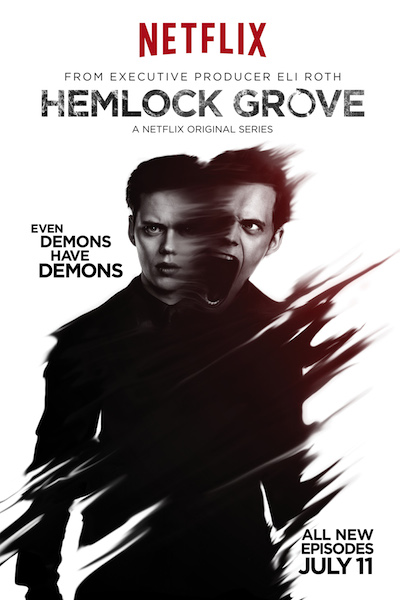 Watch Movie Hemlock Grove - Season 2
