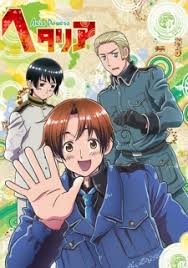 Watch Movie Hetalia Axis Powers