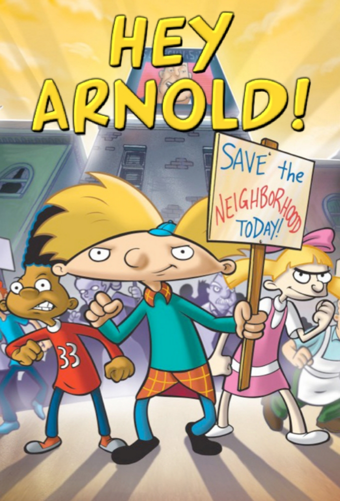 Watch Movie Hey Arnold! - Season 5