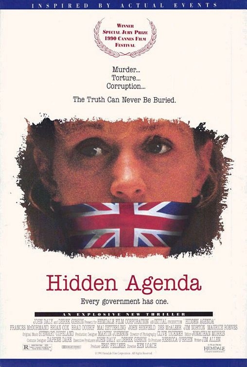 Watch Movie Hidden Agenda