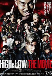 Watch Movie High & Low: The Movie