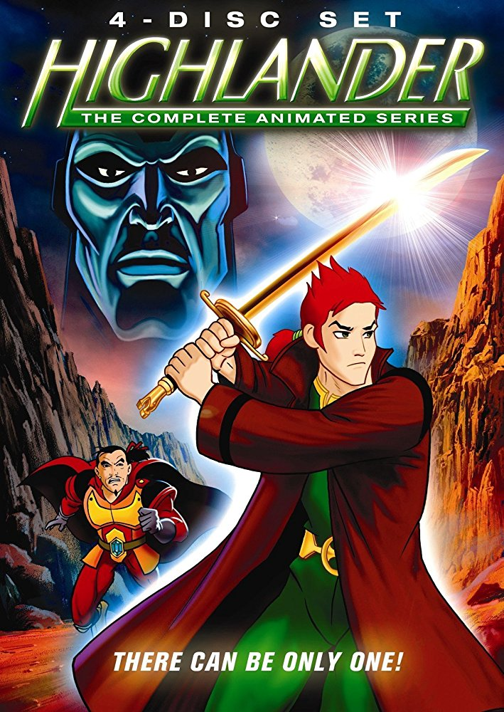 Watch Movie Highlander: The Animated Series
