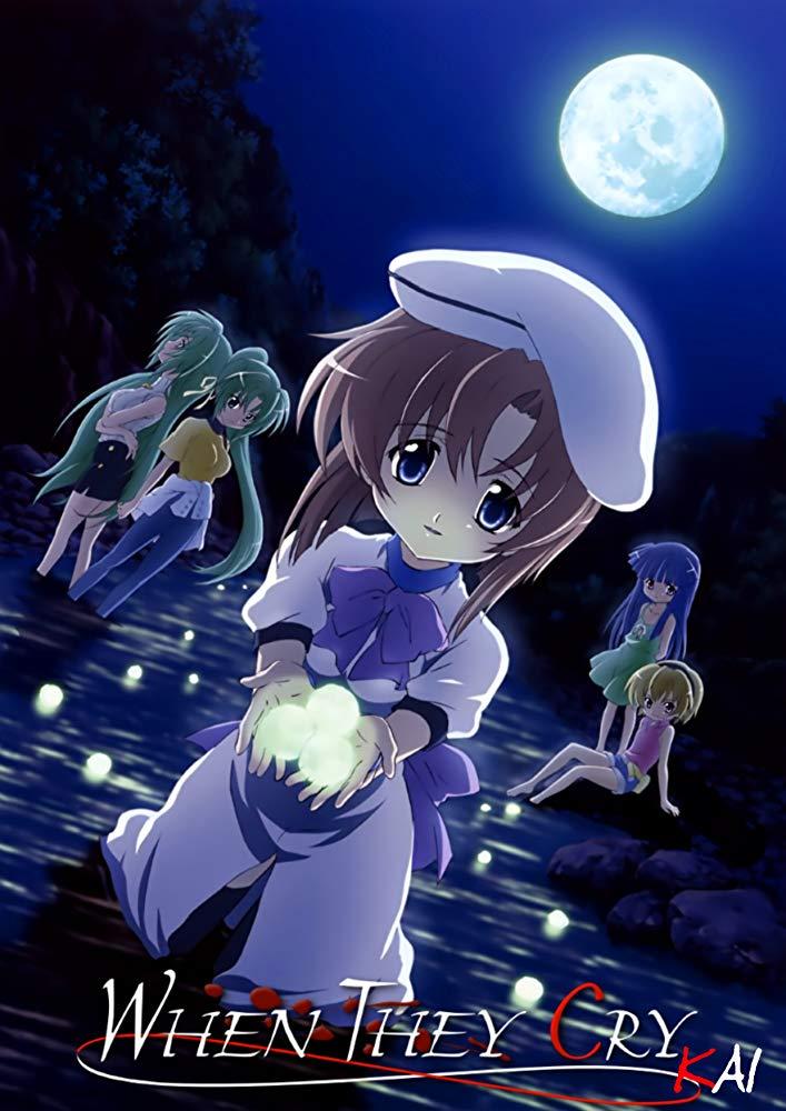 Watch Movie Higurashi no Naku Koro ni Kai