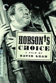 Watch Movie Hobson's Choice