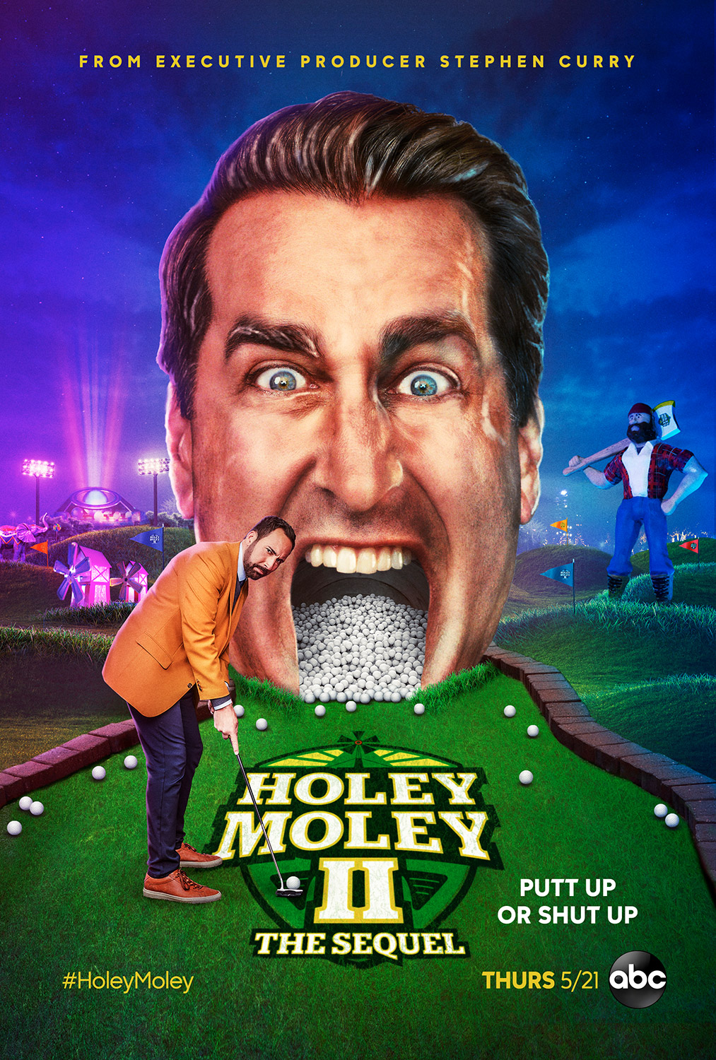 Watch Movie Holey Moley - Season 2