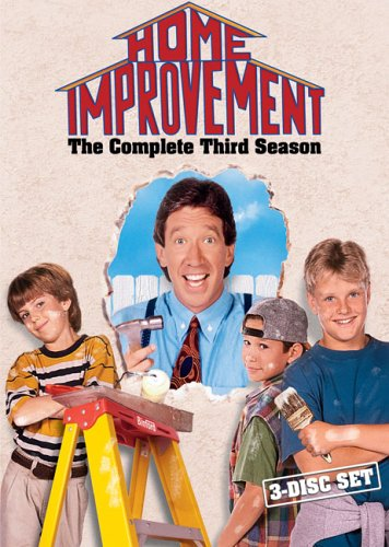 Watch Movie Home Improvement - Season 3