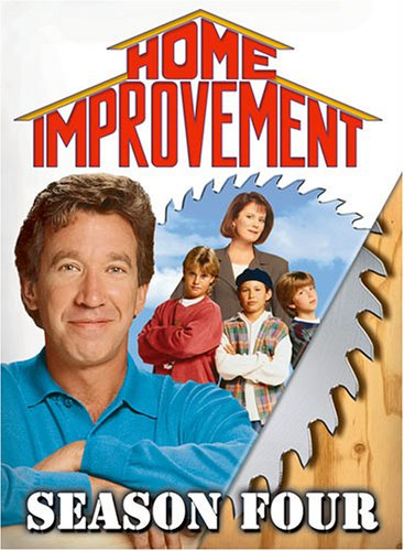 Watch Movie Home Improvement - Season 4