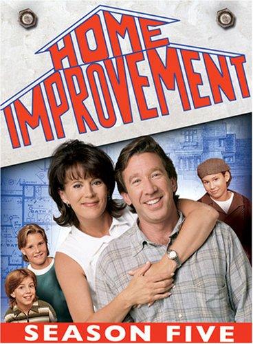 Watch Movie Home Improvement - Season 5
