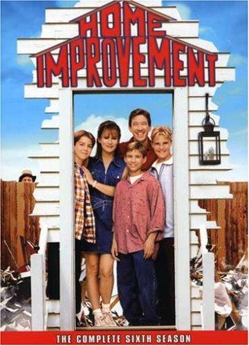Watch Movie Home Improvement - Season 6