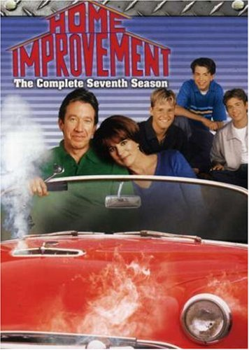 Watch Movie Home Improvement - Season 7