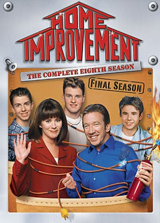 Watch Movie Home Improvement - Season 8