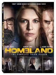 Watch Movie Homeland - Season 3