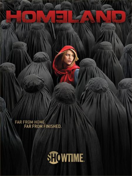 Watch Movie Homeland - Season 4