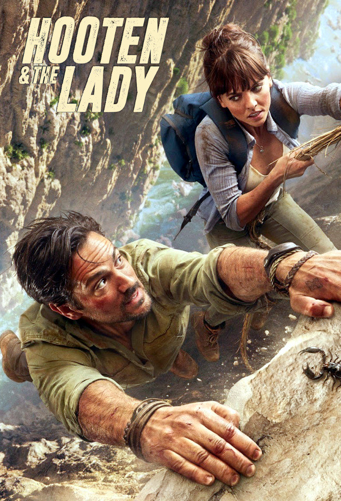 Watch Movie Hooten And The Lady - Season 1