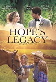 Watch Movie Hope's Legacy