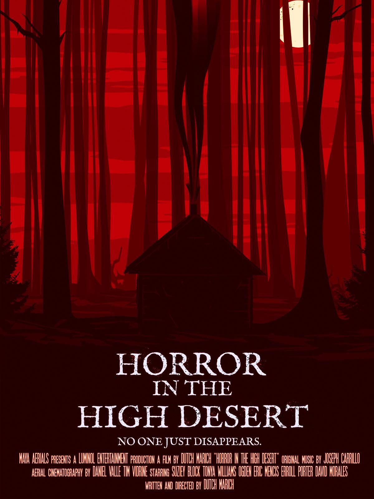Watch Movie Horror in the High Desert
