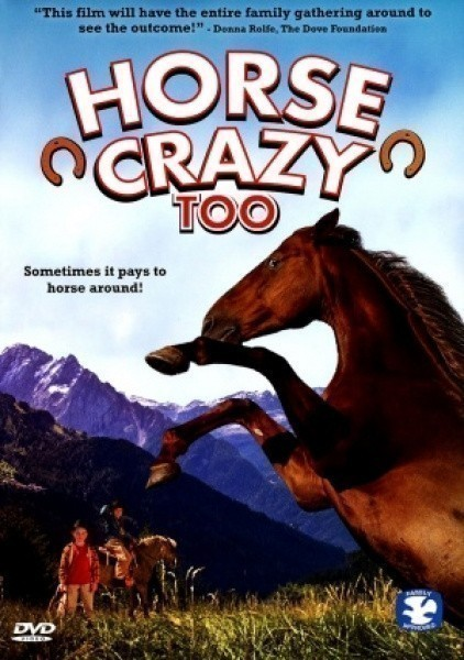 Watch Movie Horse Crazy 2: The Legend of Grizzly Mountain