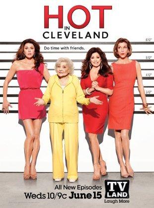 Watch Movie Hot in Cleveland - Season 1