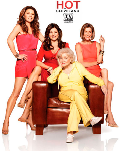 Watch Movie Hot in Cleveland - Season 4