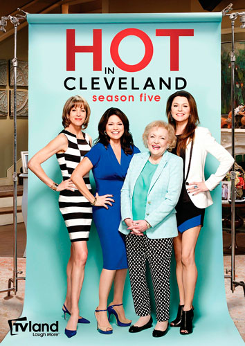Watch Movie Hot in Cleveland - Season 5