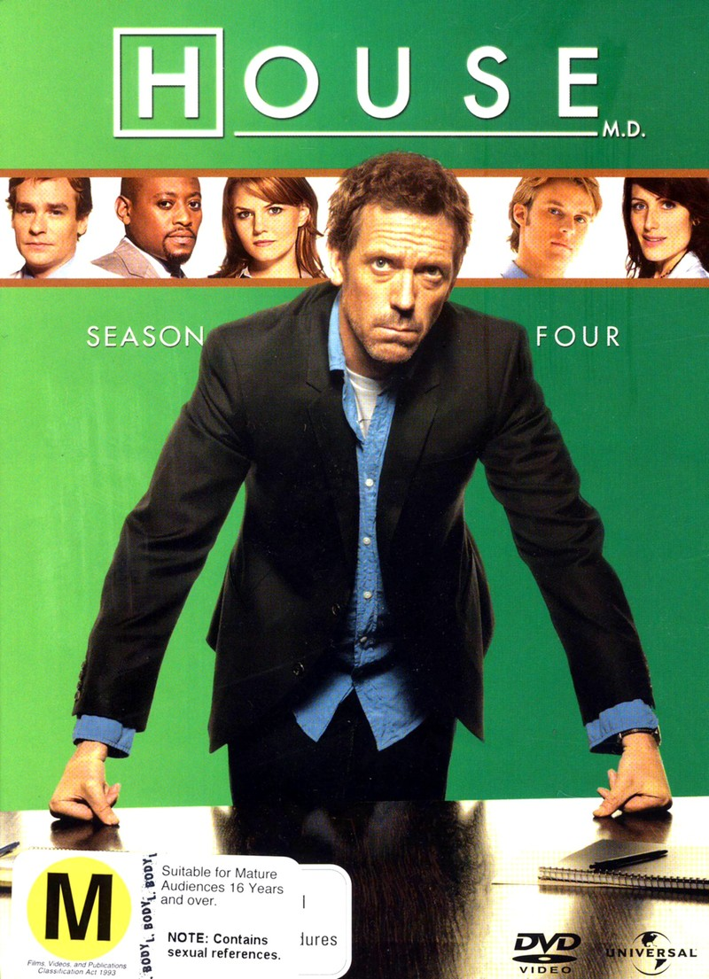Watch Movie House M.D. - Season 4