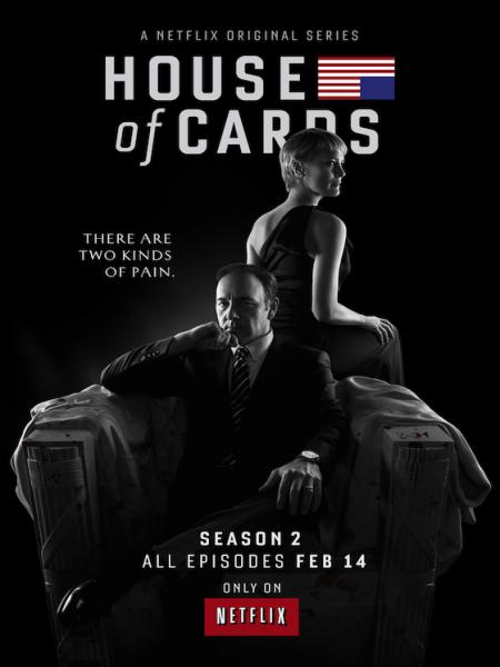 Watch Movie House Of Cards - Season 2
