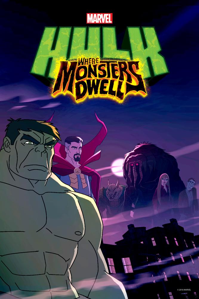 Watch Movie Hulk: Where Monsters Dwell