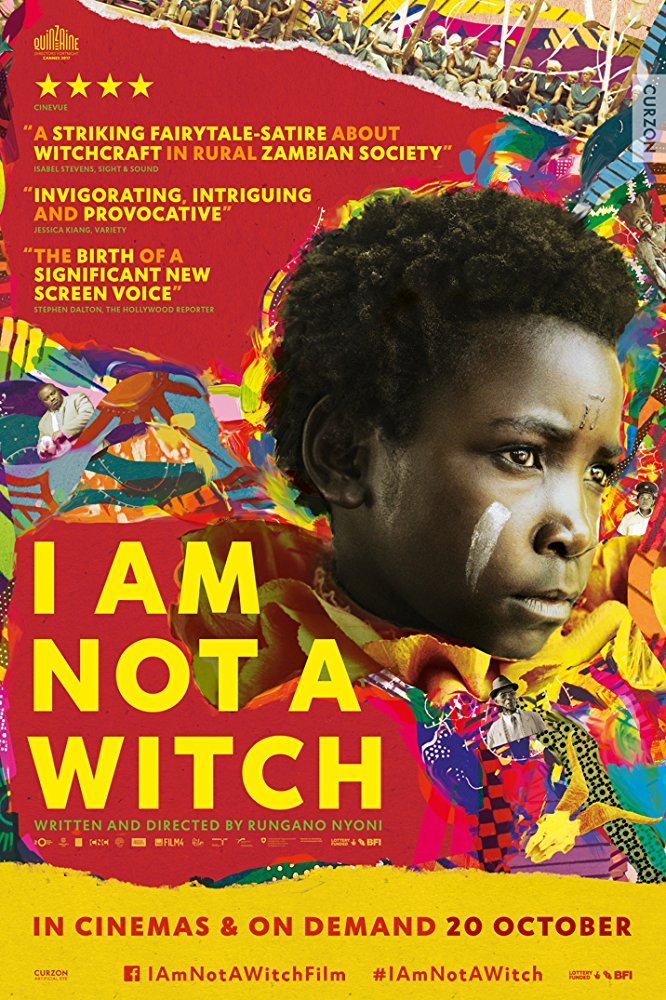 Watch Movie I Am Not a Witch