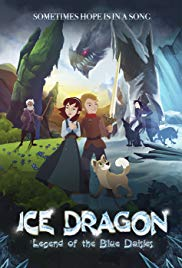 Watch Movie Ice Dragon: Legend of the Blue Daisies