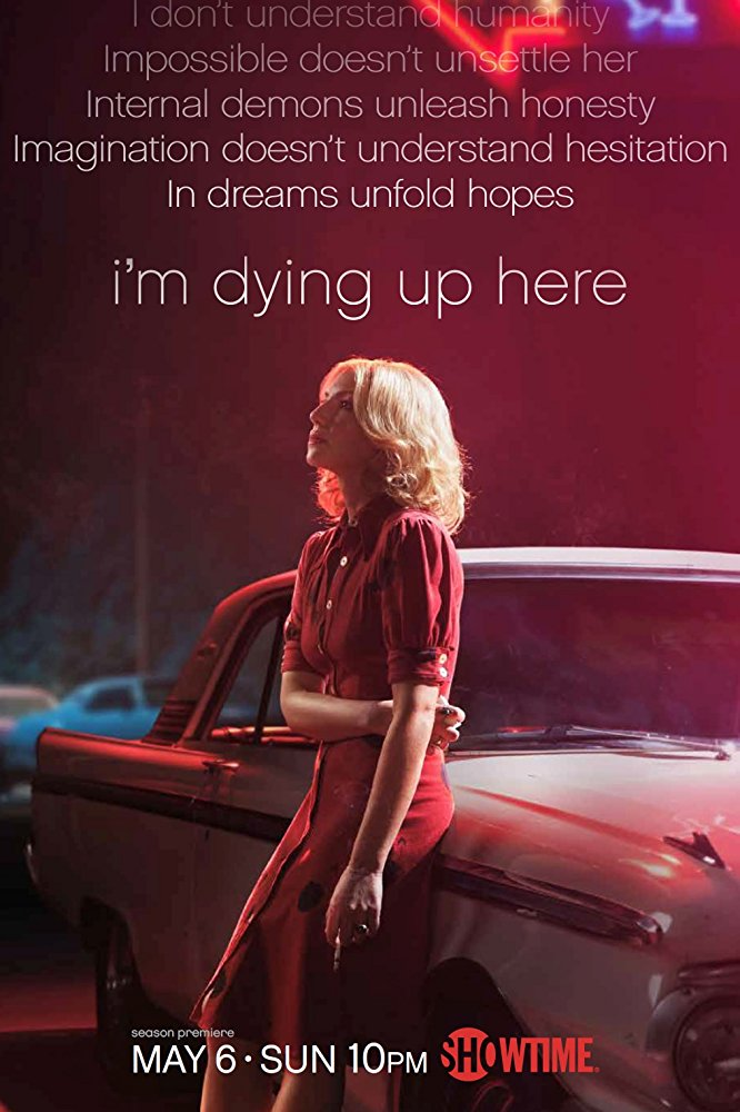 Watch Movie I'm Dying Up Here - Season 2