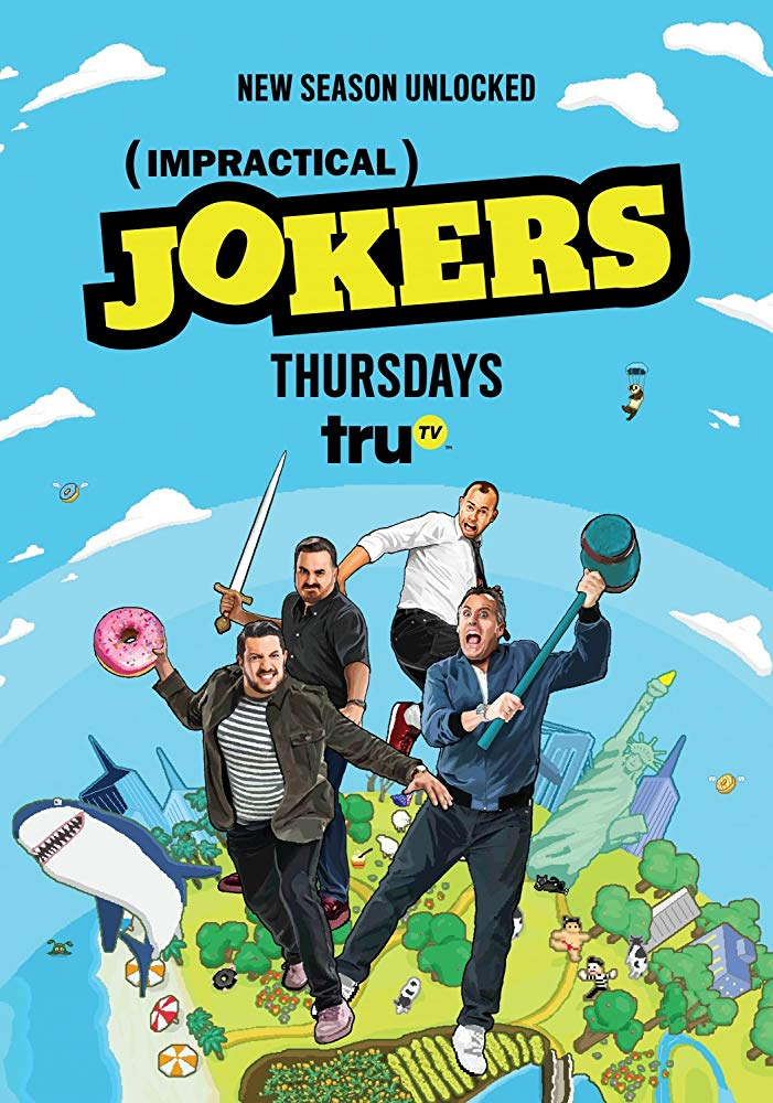 Watch Movie Impractical Jokers - Season 8