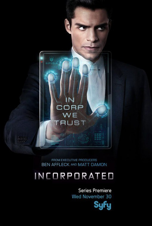 Watch Movie Incorporated - Season 1