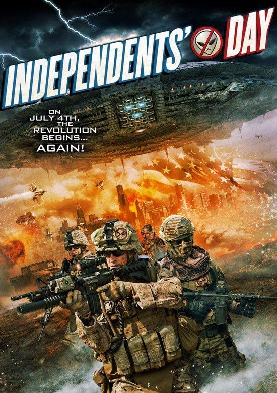 Watch Movie Independents Day