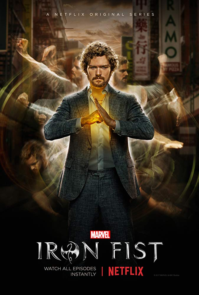 Watch Movie Iron Fist - Season 2