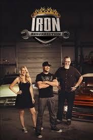 Watch Movie  Iron Resurrection - Season 2