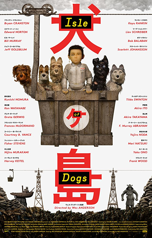 Watch Movie Isle of Dogs (2018)