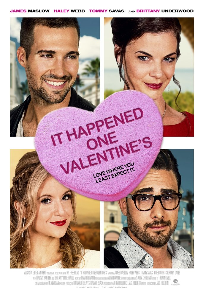 Watch Movie It Happened One Valentine's