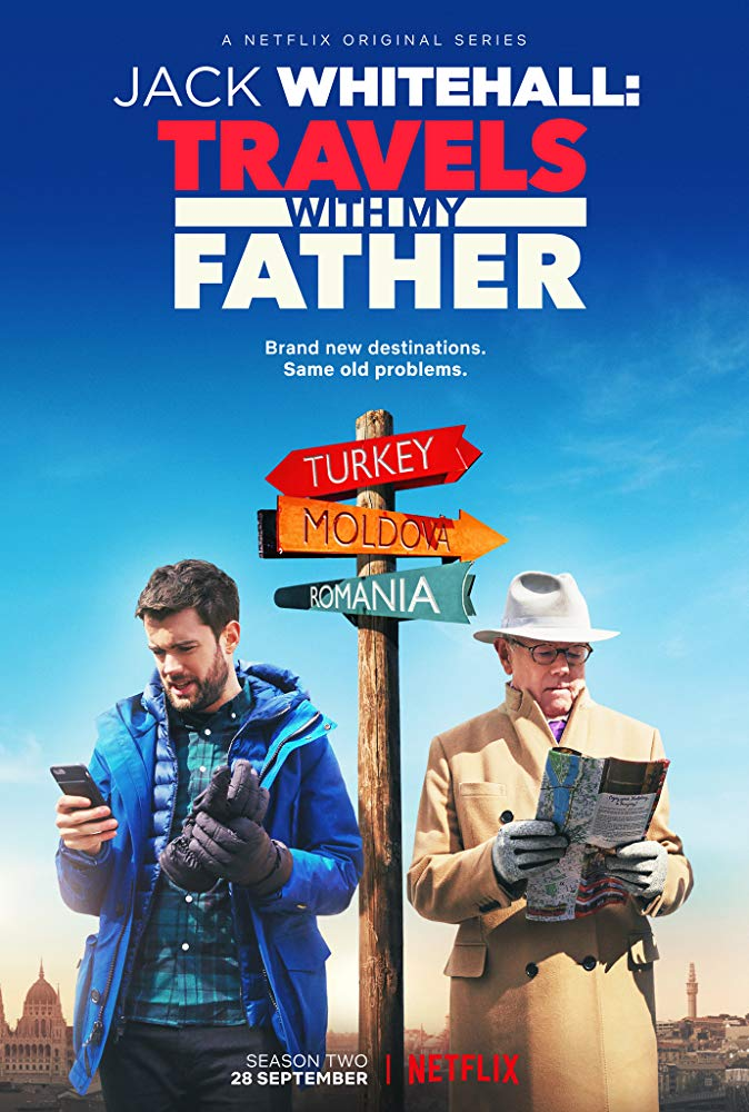 Watch Movie Jack Whitehall: Travels with my Father - Season 4