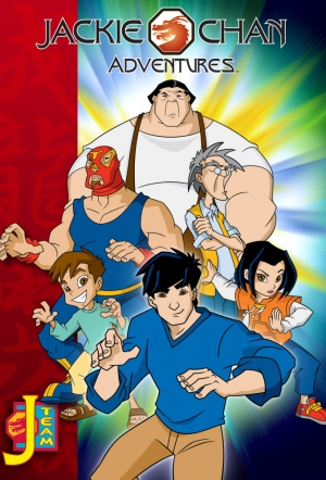 Watch Movie Jackie Chan Adventures - Season 4