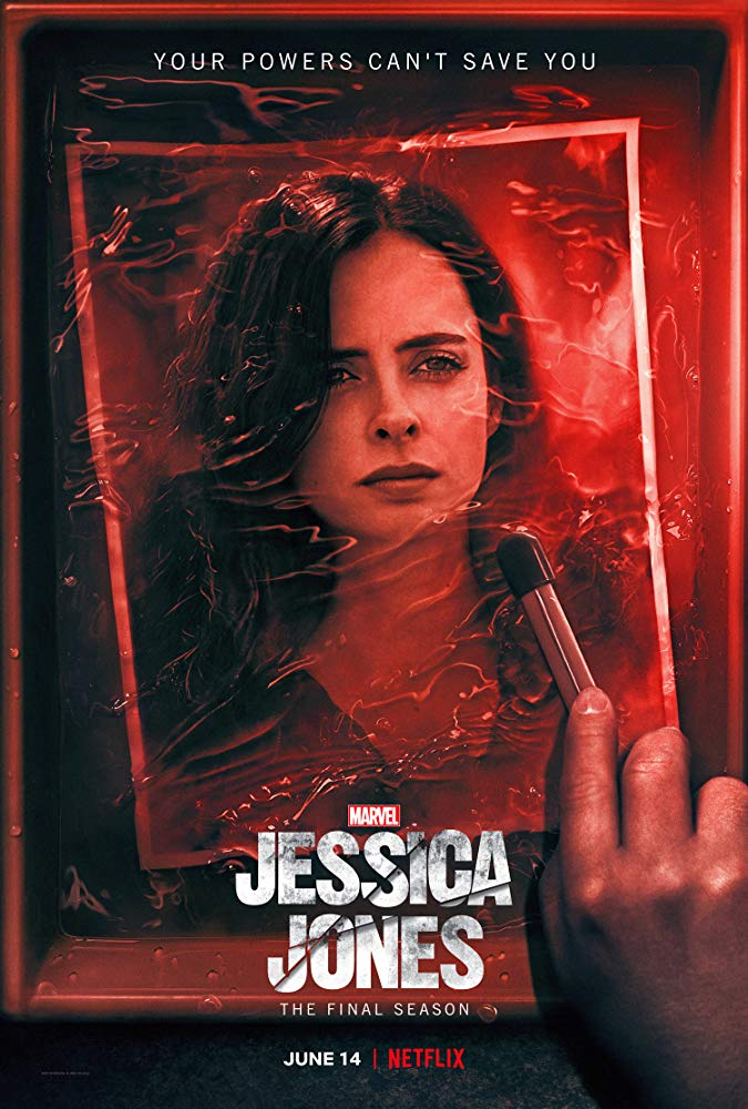 Watch Movie Jessica Jones - Season 3