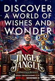 Watch Movie Jingle Jangle: A Christmas Journey