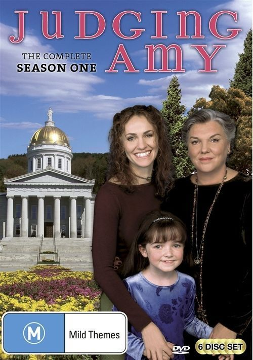 Watch Movie Judging Amy - Season 3
