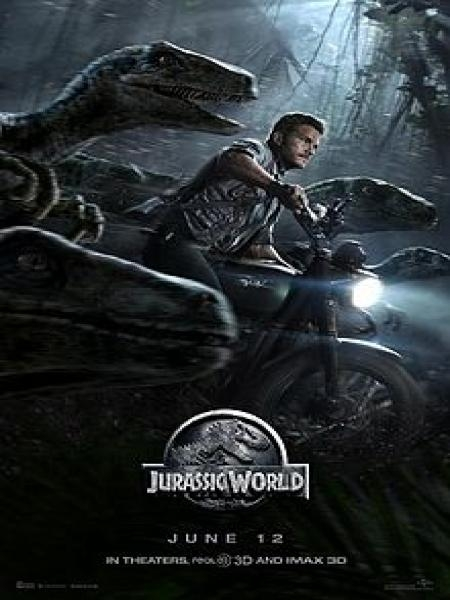Watch Movie Jurassic World 2015